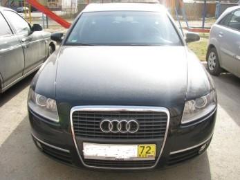 Б/у авто Audi A6 Тюмень
