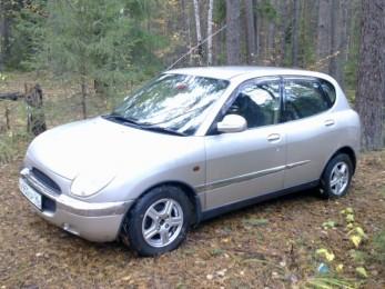 Продажа авто Daihatsu Storia Первоуральск