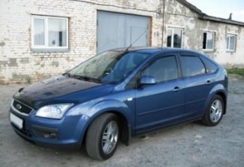 Автомобили б/у Ford Focus 2 Екатеринбург