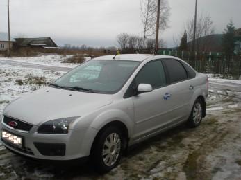 Подержанные авто Ford Focus 2 Екатеринбург