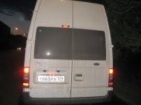 Автомобили бу Ford Transit Челябинск
