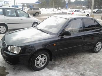 Выбор авто Hyundai Accent Ирбит