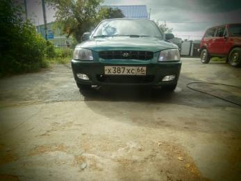 Автомобили из рук в руки Hyundai Accent Екатеринбург