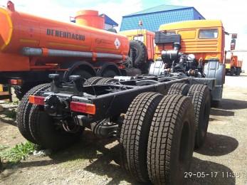 Подержанные автомобили Камаз 65115 Набережные Челны