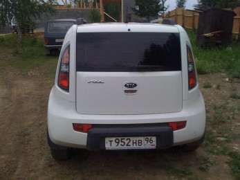 Продается авто Kia Soul Новоуральск