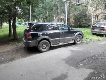 Автомобили бу Kia Sorento Екатеринбург