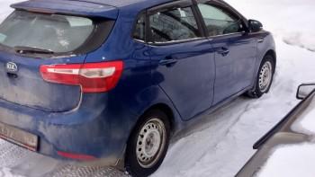 Авто изрук в руки Kia Rio Екатеринбург