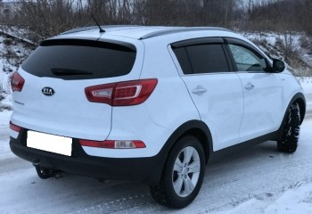 Автомобили изрук в руки Kia Sportage Екатеринбург
