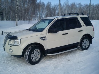 Продажа подержанных авто Land Rover Freelander Салават