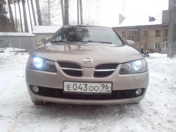 Автомобили бу Nissan Almera Екатеринбург