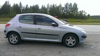 Автомобили изрук в руки Peugeot 206 Екатеринбург