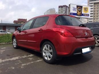 Автомобили из рук в руки Peugeot 308 Екатеринбург