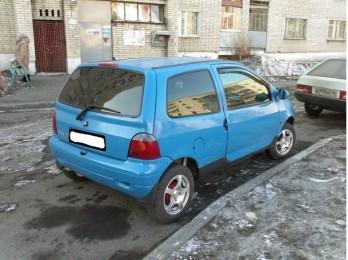 Выбор авто Renault Twingo Курган