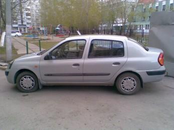 Автомобили изрук в руки Renault Symbol Екатеринбург