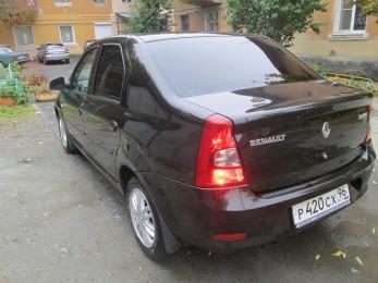 Авто из рук в руки Renault Logan Екатеринбург
