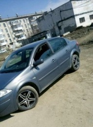 Авто рынок Renault Megane Екатеринбург