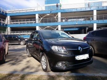 Авто продажа Renault Logan Екатеринбург