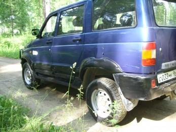 Продается авто УАЗ 3162 Екатеринбург