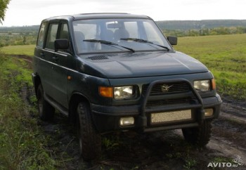 Подержанные авто УАЗ Simbir Екатеринбург