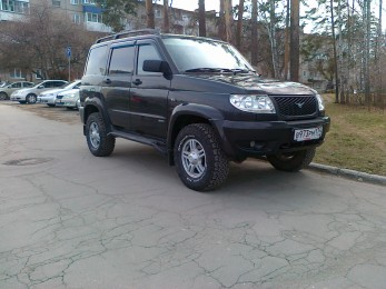 Автомобили изрук в руки УАЗ Патриот Снежинск
