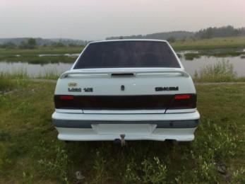 Автомобили изрук в руки ВАЗ 21150 Карпинск