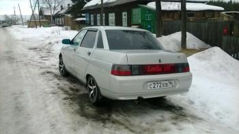 Авто изрук вруки ВАЗ 2110 Верхотурье