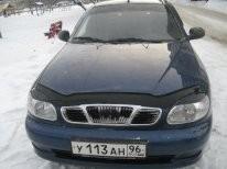 Авто изрук в руки ЗАЗ Chance Екатеринбург