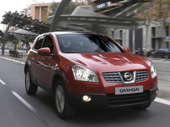 Продается автомобиль Nissan Qashqai Екатеринбург