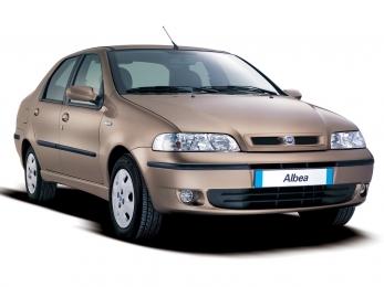 Б у авто Fiat Albea Каменск-Уральский