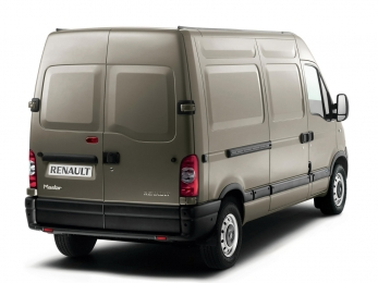 Продажа машин Renault Master Екатеринбург