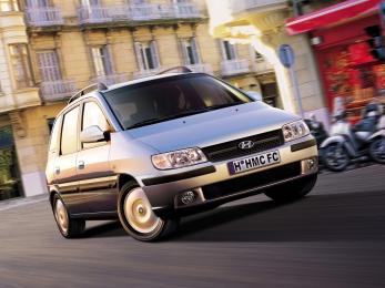 Продажа машин Hyundai Matrix Полевской