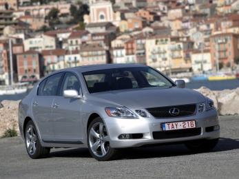 Продажа машин Lexus GS Екатеринбург
