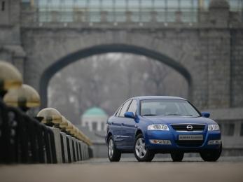 Авто рынок Nissan Almera Classic Екатеринбург