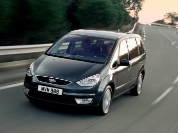 Авто изрук вруки Ford Galaxy Екатеринбург