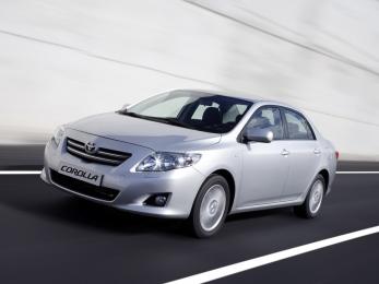 Продается Toyota Corolla Алапаевск