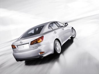 Подержанные авто Lexus IS Екатеринбург