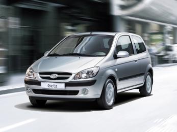 Автомобили б/у Hyundai Getz Екатеринбург