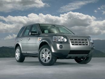 Подержанные авто Land Rover Freelander Екатеринбург
