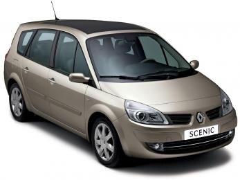 Авто продажа Renault Grand Scenic Екатеринбург